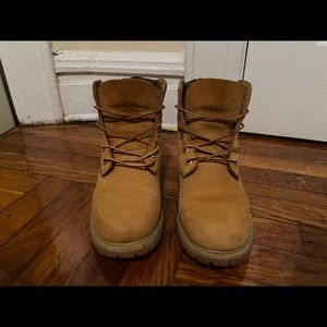 Timberland Construct Boots